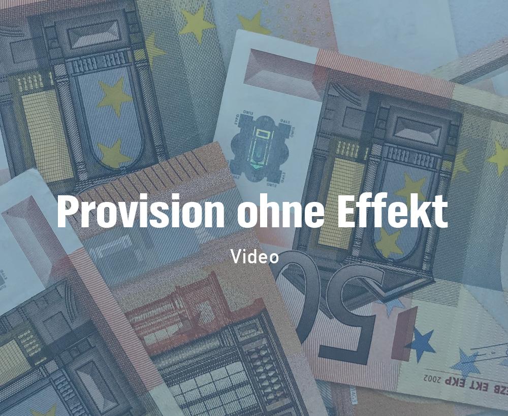 provision-ohne-effekt